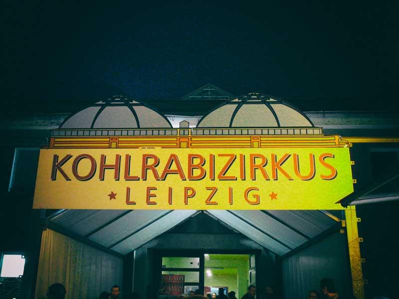 Flohmarkt in Leipzig